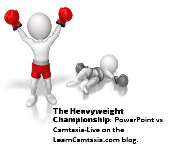 PowerPoint VS Camtasia