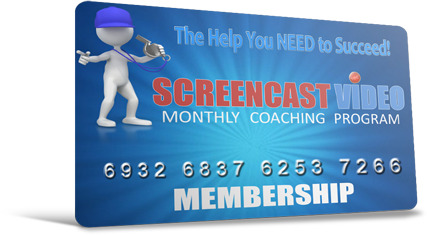 Screencast Video Coaching
